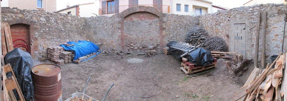 Comment remplir son jardin la grange loft d 39 athayuyu for Vide jardin tremeoc 2015