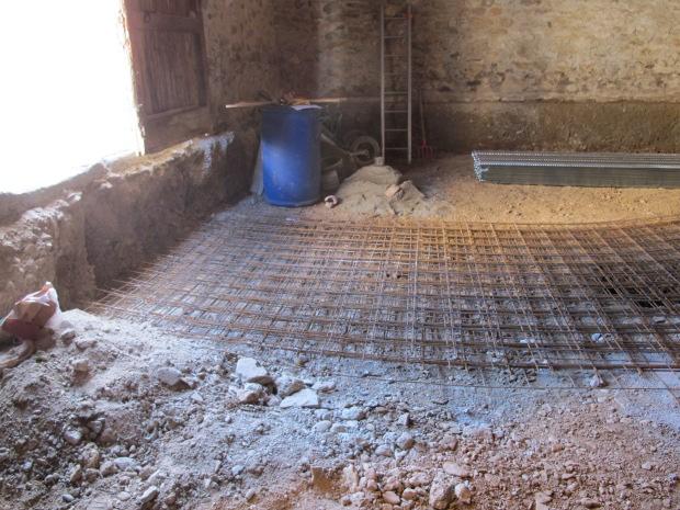 D cembre 2010 la grange loft d 39 athayuyu - Prix treillis soude ...