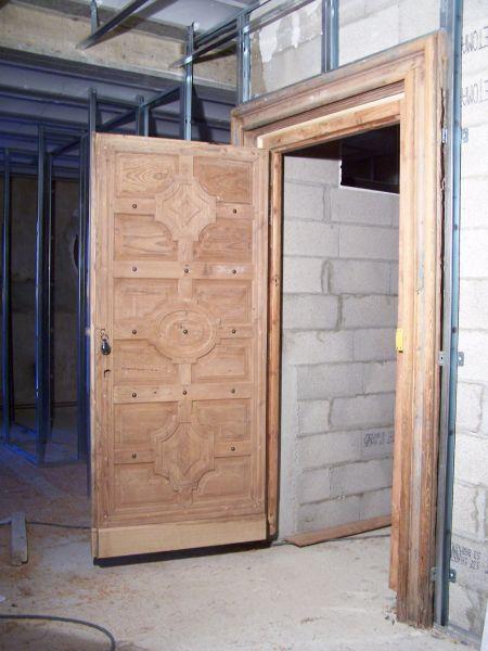 Rencontres la grange loft d 39 athayuyu - Fabriquer une porte de grange ...