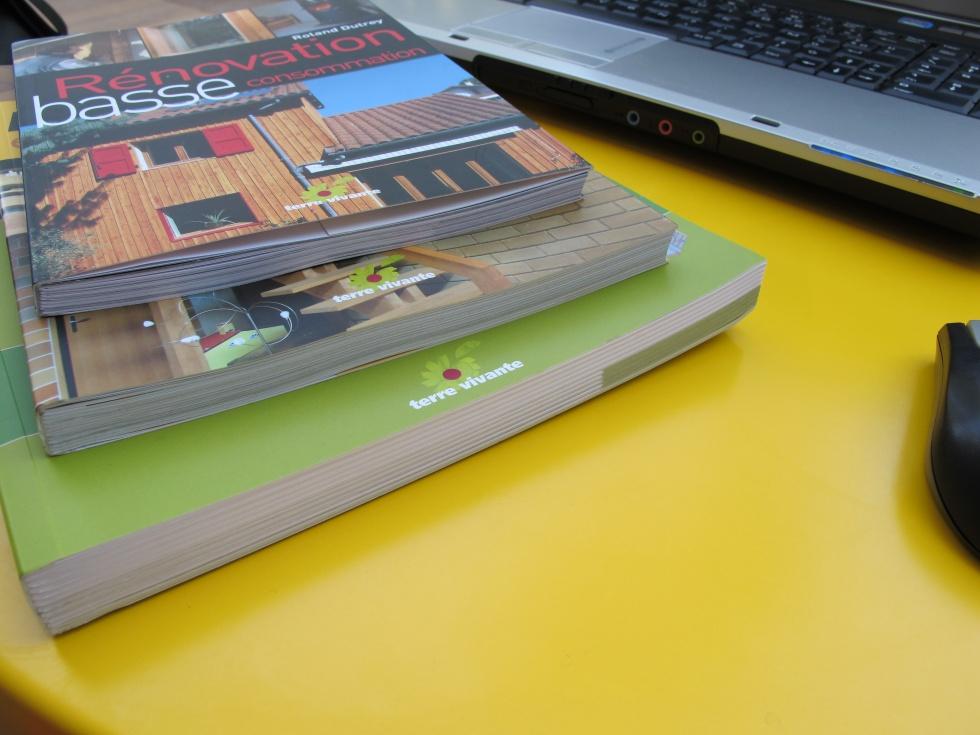 R novation mat riaux cologie basse consommation et livres la grange loft d 39 athayuyu - Livre renovation maison ...