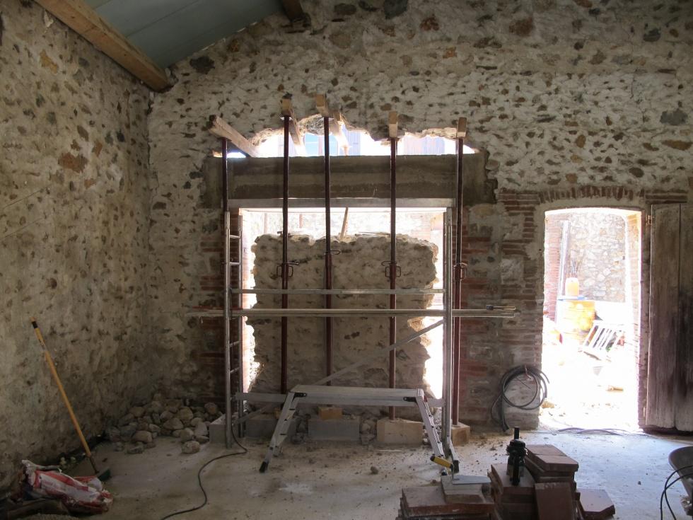 Mai 2011 la grange loft d 39 athayuyu - Renovation de grange ...