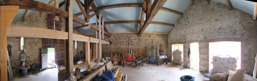 Week-end rangement et nettoyage de la grange | La grange-loft d\'AthaYuyu