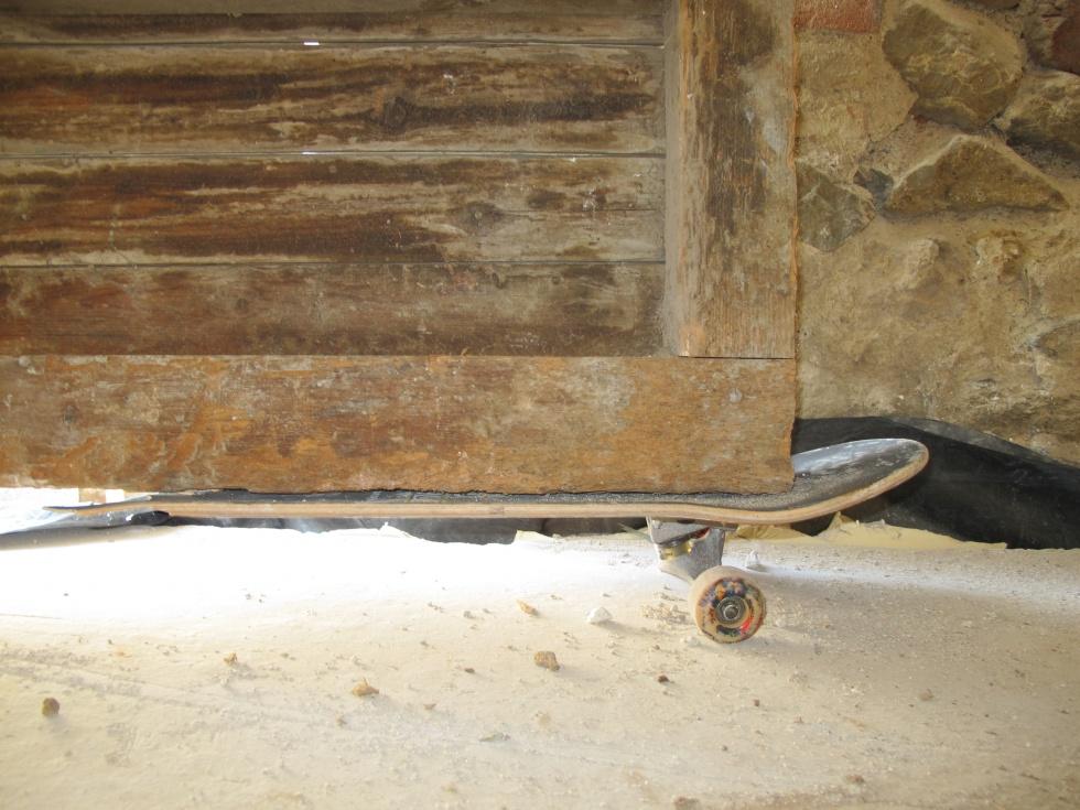Semaine 28 une semaine pied au plancher la grange loft d 39 athayuyu - Fabriquer une porte de grange ...