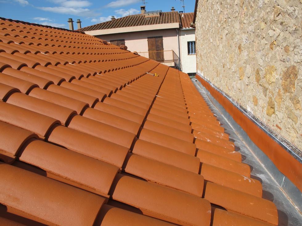 Semaine 30 une semaine de folie la grange loft d 39 athayuyu - Solin de toit ...