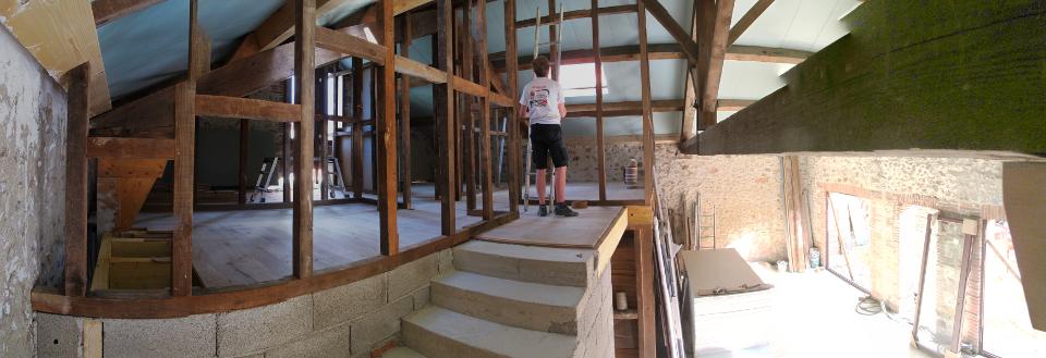 Une grange loft dans le sud les aspres 66 forum for Renovation grange