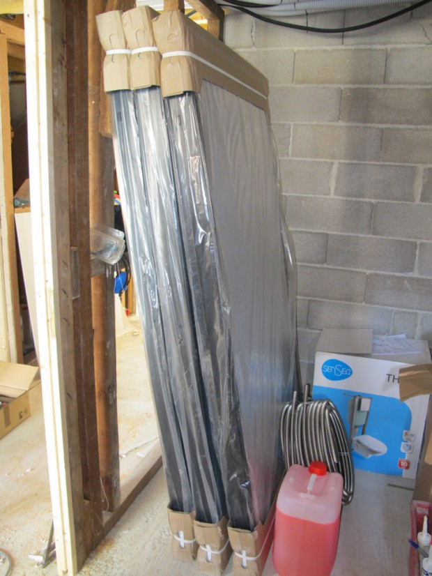 cesi et panneaux solaires chez solaire diffusion la grange loft d 39 athayuyu. Black Bedroom Furniture Sets. Home Design Ideas