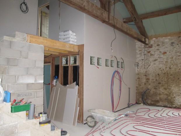 Une grange loft dans le sud les aspres 66 forum notre loft - Travaux renovation maison ...