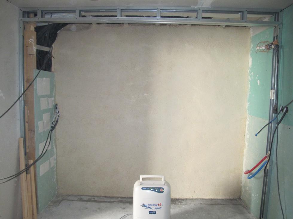 Janvier 2012 la grange loft d 39 athayuyu for Enduit mur salle de bain