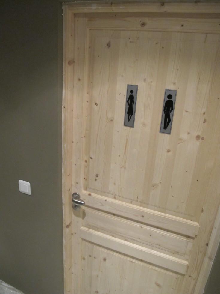 Semaine 14 toilettes et chauffage la grange loft d for Chiffrer des travaux de renovation