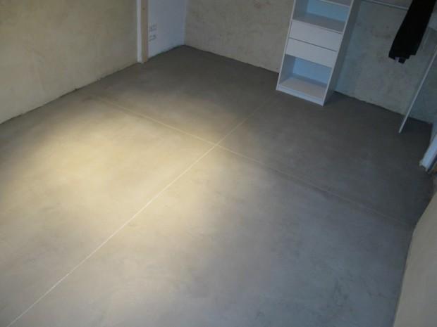Juin 2012 la grange loft d 39 athayuyu for Peinture resine sol