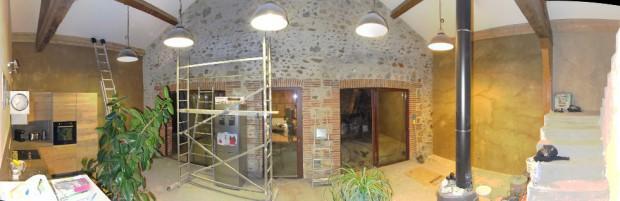Avant apr s la grange loft d 39 athayuyu - Grange renovee avant apres ...
